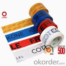 Bopp Tape Resistance to Cold Heat and Aging Best Quality
