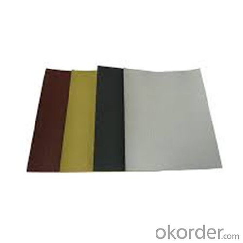 Waterpoof Abrasives Sanding Paper for Wall and Steel Surface