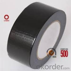 Cloth Tape Synthetic Rubber for Pipe Wrapping