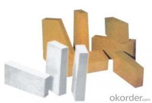 Refractory Bricks Cutting Low Thermal Conductivity