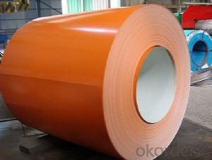 Color Rolled galvalume Steel Coil for Roof