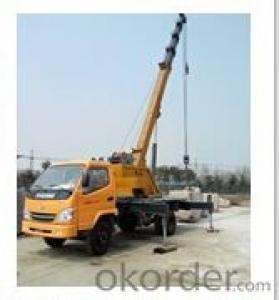 Small Lift Crane with lifting capacity of 1o tons