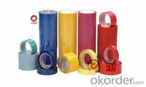 Bopp Tape Office and Household Use All Size and Colors