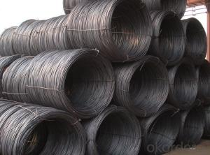 Wire rod hot rolled 5.5mm-14mm SAE1006-1018B