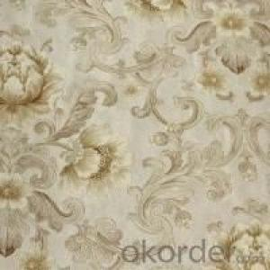 PVC Wallpaper 2015 New Arrival Modern Deep Embossed Texture Wallpaper For Home Decaration
