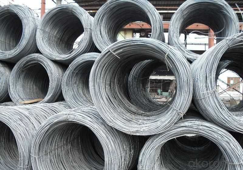 hot rolled wire rod SAE1006-1018B 5.5MM-14MM