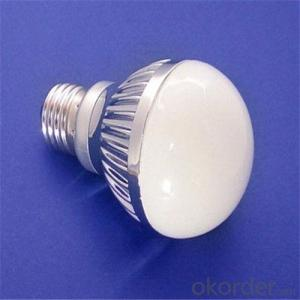 LED Bulb Light 9W, 850Lm, CRI80, 60W incandescent replacement, UL