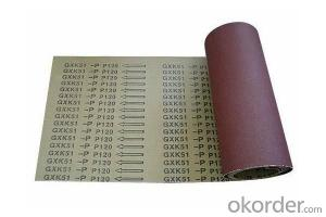 Abrasive Sanding Mesh Screen with High Quality 500C