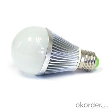 LED Bulb Light Waterproof 9W, 850Lm, CRI80, 60W incandescent replacement, UL