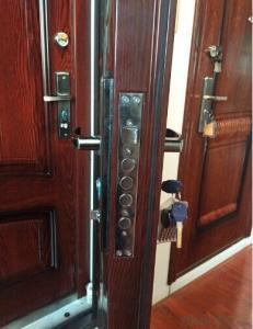 steel security door /good design high quality