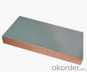Phenolic Foam Pre-insulated Duct Panel with GI or Steel Sheet