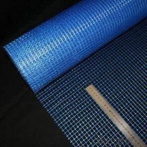 Fiberglass Flooring Mesh 160g 4x4 High Strength