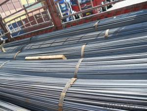 Mild Hot Rolled Steel Square Bars for Structure