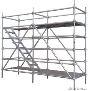 China Supplier Props Scaffolding for Construction Projects