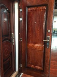 iron door /high quality low price heat transprinting