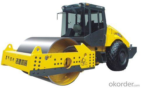 Single Drum Vibratory Rollers LSS2304 for sale