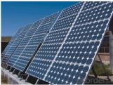 Módulos solares monocristalino CNBM con varias salidas de potencia