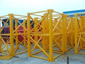 tower crane/ construction machinery tower crane