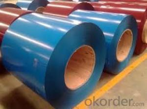 Prepainted Steel Rolled/Cold Rolled Steel Coil Prepainted
