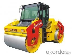 Hydraulic Double Drum Vibratory Rollers LDD314H