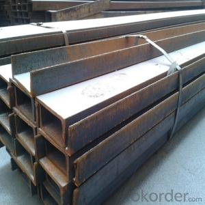 Carbon Mild Steel Universal Beam in I Shaped Form Chinese Standard Q235