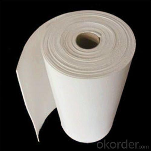 Ceramic Fibre Paperboard Low Thermal Conductivity