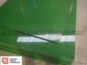 Buy PP Plastic Plywood formply waterproof and high strength easy