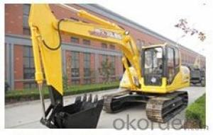 Hammer line available hydraulic crawler excavator