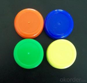 Juice Plastic Bottle Caps High-Quality 38mm Standard Caps