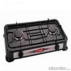 Gas Stove High Quality 3 Burners With Tempered Glass