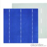 Células solares policristalinas CNBM de 156mmx156mm
