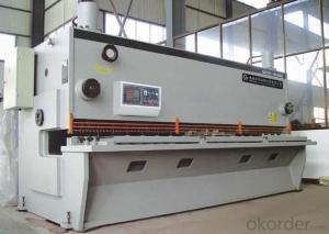 Shearing Machine for Steel Coils and Sheets