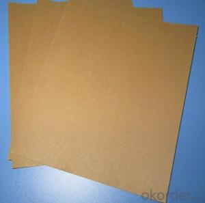 Brown Kraft Paper with 100% Virgin Wood Pulp