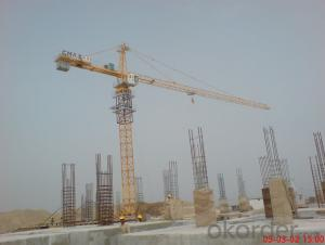 TC5516 tower crane/ tower crane with CE ISO certificate