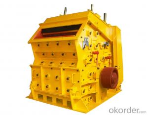 PF1214 Impact Crusher Machine For Mining