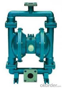 Diaphragm Pump QBY Type Diaphragm Pump High Quality