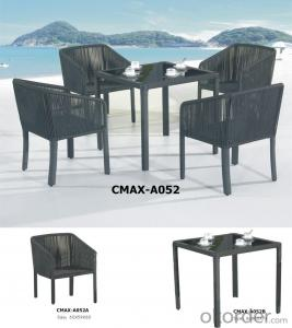 Bistro Set for Outdoor Furniture with Great Price CMAX-A203