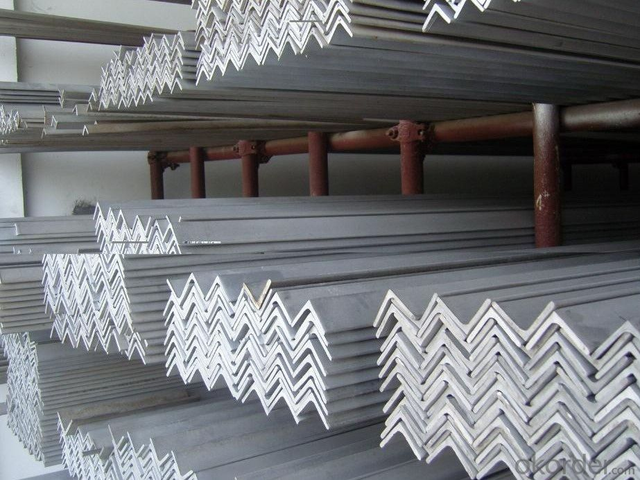 GB Q345 Steel Angle with High Quality 80*80mm