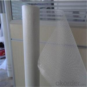 Fiberglass Mesh Applicated on Buildings