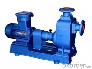 Self-Priming Oil Pump, CYZ-A Self-Priming Oil Pump