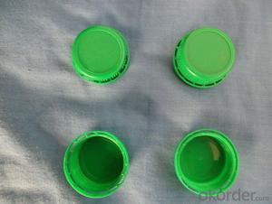 Plastic Bottle caps for Beverage Manufacture Various Cap