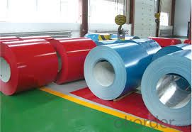 Pre-painted Galvanized Steel in Cold Rolled/ Aluzinc Cold steel rolled