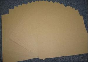 Kraft Paper Jumbo Roll with High Quality