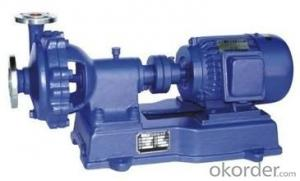 Anticorrosive Pump FB AFB  Type Anticorrosive Pump