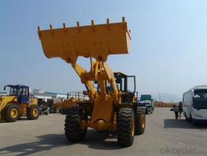 Changlin Brand 5ton Wheel Loader 956