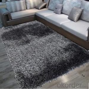 Handmade Carpet Make / Floor Wood Grain Carpet