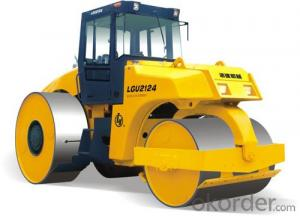 New Design Static Three Wheel Roller manufactured in China LGU2124