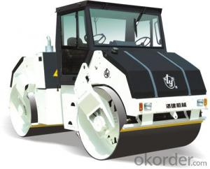 Hydraulic Double Drum Vibratory Rollers LDD212H