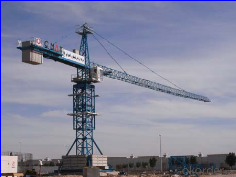 Tower Crane TC7021 Construction Equipment Building Machinery Distributor Sales