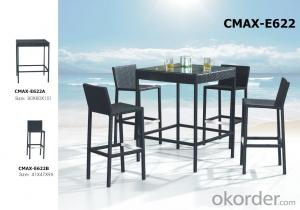 Bar Set Bistro Set for Outdoor Furniture CMAX-E622